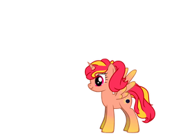 MLP Oc - Solar Eclipse by Marie798