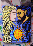 My Sun and Stars and Moon of my Life by Bree-Leeds