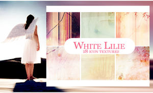 White Lilie by innocentLexys