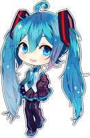 mikuu by GotNoJob