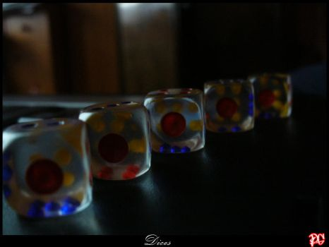 Dices Part1 by DaGame-One