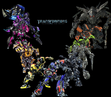 ROTF Autobots- newer version by polpolpolopl