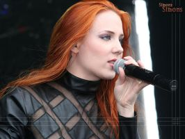 Simone Simons from Epica by Swatmax