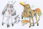 Horse adoptables by Akssel-Adopts