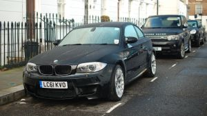 BMW 1M by ShadowPhotography