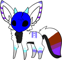 Masked Adopt (OPEN) (NAME YOUR PRICE!) by Firestar999