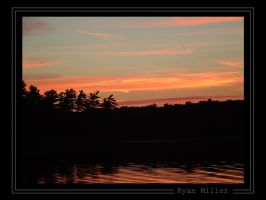 Sunset by Tantas