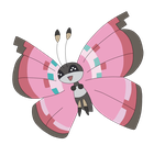 Vivillon by unkindangel