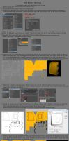 Basic Cinema 4D Texturing by DudQuitter
