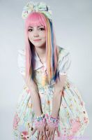 GLW Shoot- Pastel Princess by larkir