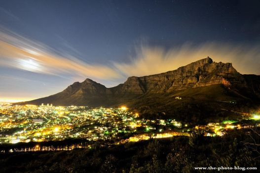 Table Mountain by Naude