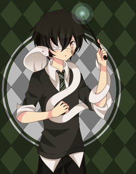 Better be Slytherin by Stanxiety