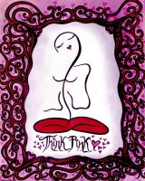 """""""Hope"""" Breast Cancer Logo by Earlymorningdarkness"""