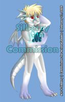 Commission - Seth and Kayli by Silberry