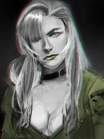 Sniper Wolf by Delve-Mil
