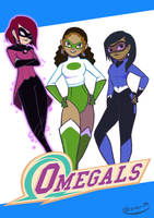 Introducing The Omegals! by gamepal