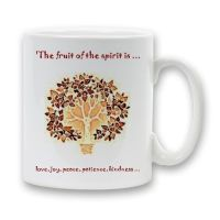 Fruit of the Spirit Mug by sevvysgirl