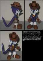 custom commission: Nack the Weasel, number 3 by Wakeangel2001