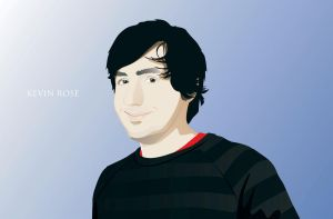 Kevin Rose by iReap