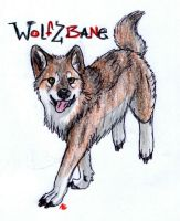 WolfZBane by BarkyTheWerewolf