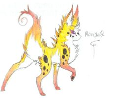 Marigold by FuneralDyingheart