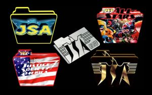 JSA folder icons by CBDave