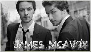 James McAvoy by xox-Quixotic