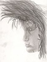 Edward Scissorhands WIP by The-Oncoming-Storm
