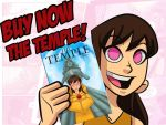 The Temple Comics by roemesquita