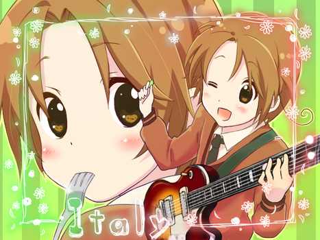 Hetalia Italy by sushi-country