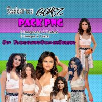 Selena Gomez Kids Choice Awards 2012 Pack PNG by FlorchuuGomezBieber