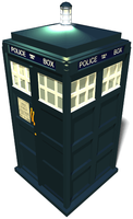 Tardis by AnthonyMyers
