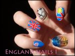 England Nails I by JawsOfKita-LoveHim