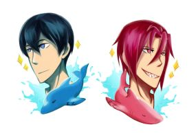 floaty heads by DoYouLikeKetchup