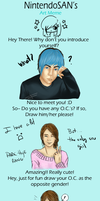 Tagged:  Art Meme by ShineDUS