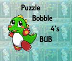 Bub Puzzle Bobble 4 by LilyArt2006