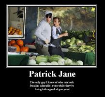 Patrick Jane 2 by BloodRose1993
