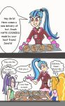 Sonata Dusk and cookies by Jurgenzuo