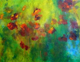 Poppies by ClaireBullFineArt