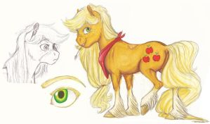 Headcanon: Applejack by Earthsong9405