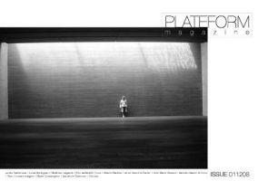 PLATEFORM ISSUE 011208 by PLATEFORM