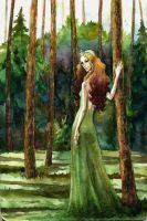 This is my forest. by tin-sulwen