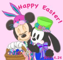 Easter2011 by hat-M84
