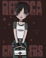 Rebecca Chambers the medic by VooDooDollMaster