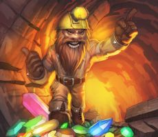 FR- Crystal Mine Foreman by UdonCrew