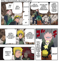 Naruto Shippuden 631 - Lineart Colored by DennisStelly