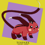 Fakemon: TOXPARK by ruanness