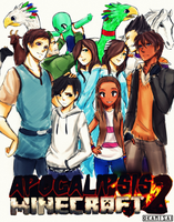 Apocalipsis Minecraft 2 by Okamisai