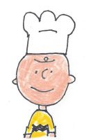 Chef Charlie Brown by dth1971