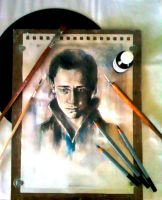 still life Loki by pannka144